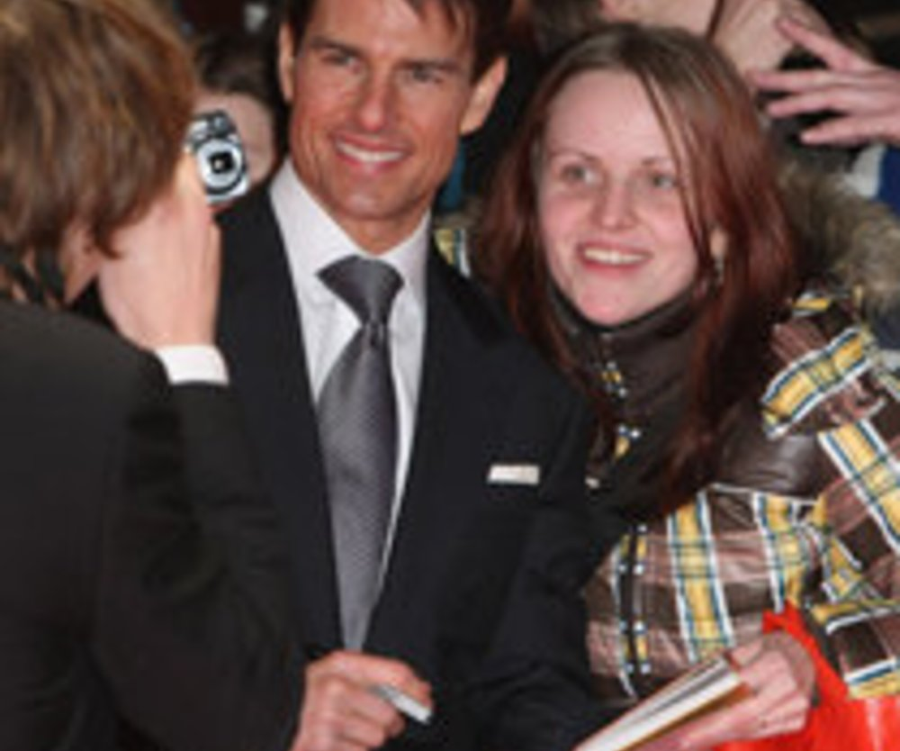 Operation Walküre, Tom Cruise, Fans