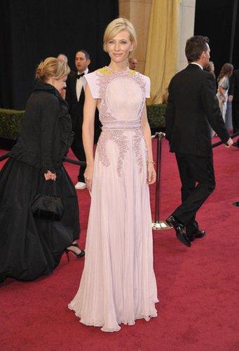 Die Australierin Cate Blanchett bei den Oscars 2011
