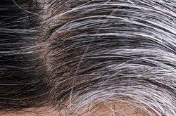 Warum werden Haare grau Ursachen