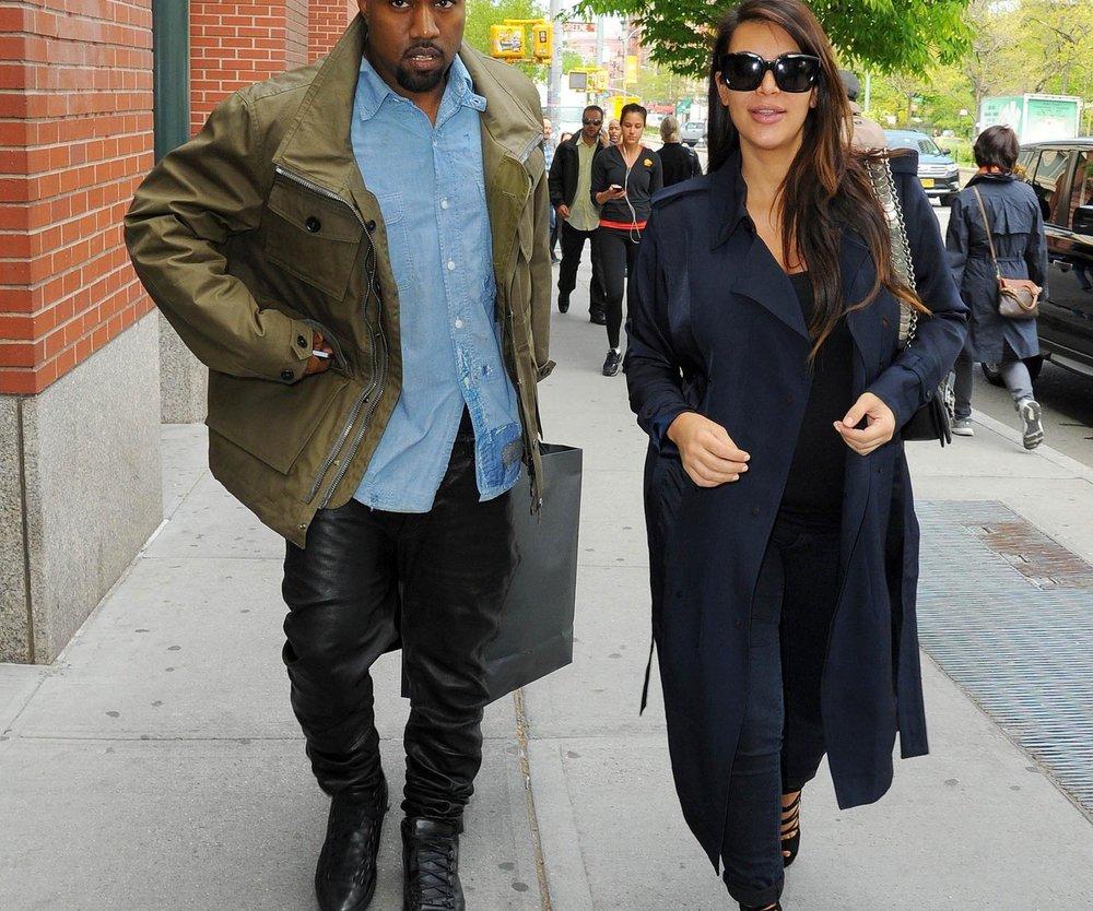 Kim Kardashian: 2 Millionen Dollar für Babyfotos?