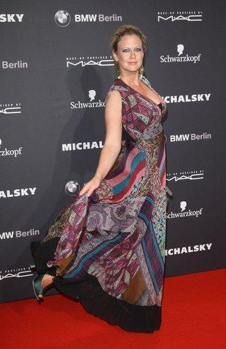 Barbara Schöneberger - Die Herr Bello-Schauspielerin