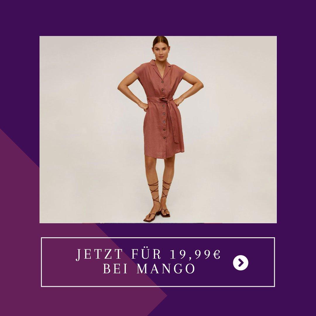 Mango-Kleid neu