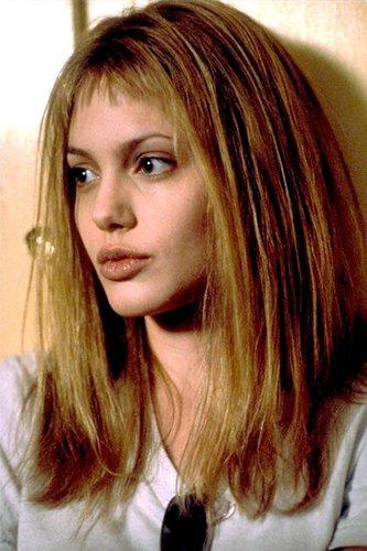 Hollywoodstar Angelina Jolie