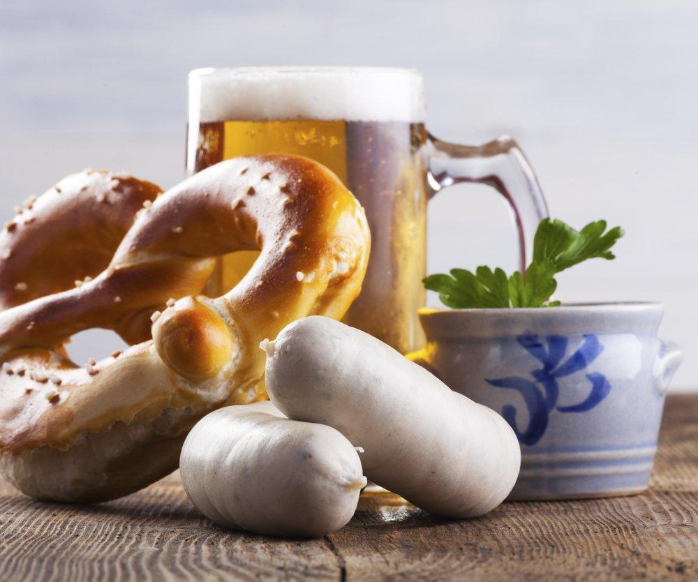 Weißwurstfrühstück: Ein bayrischer Start in den Tag