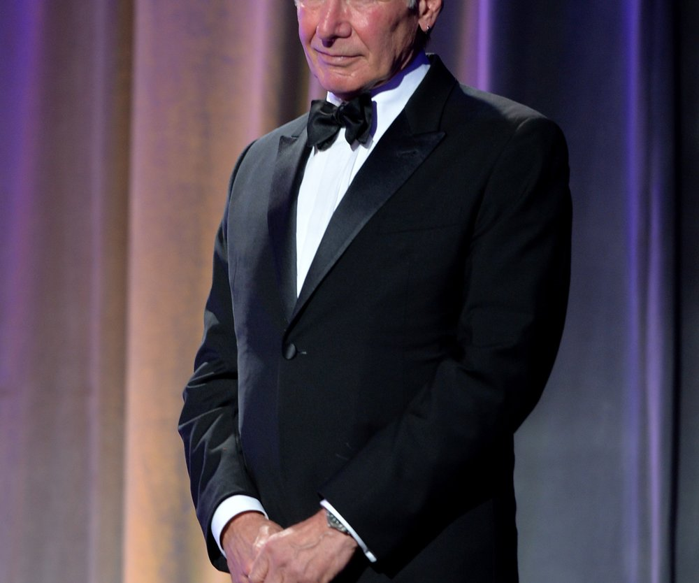 Harrison Ford überlebt Horrorcrash mit seinem Sportflugzeug