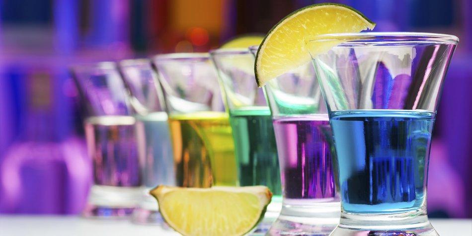 Rainbow Shots: Einmal Regenbogen, bitte! | desired.de