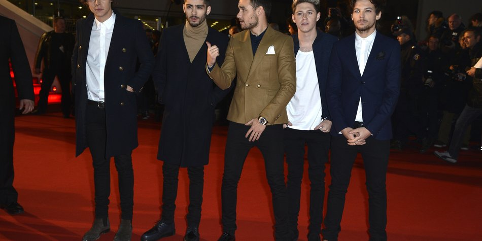 One Direction bringen zwei Bücher auf den Markt
