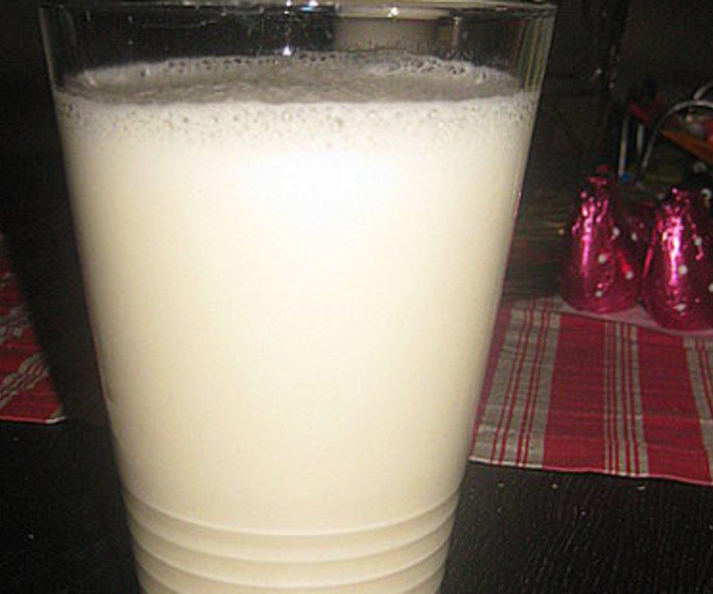 Bananen-Milchshake