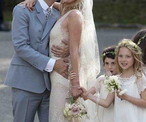 Kate Moss' Hochzeit begeisterte