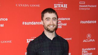 Actor Daniel Radcliffe attends the premiere of Swiss Army Man at the Eccles Theater, in Park City, Utah on January 22, 2016. / AFP / Valerie MACON (Photo credit should read VALERIE MACON/AFP/Getty Images)