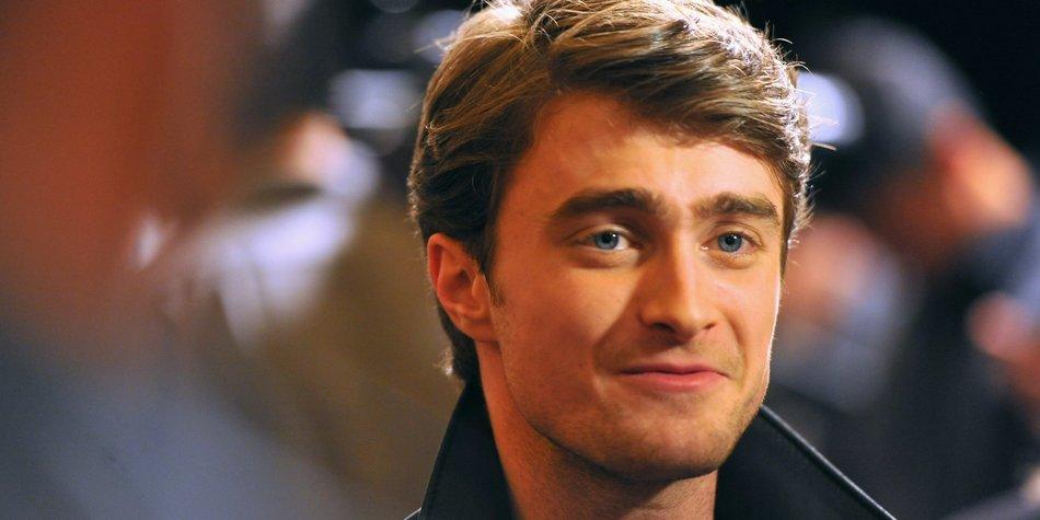 Daniel Radcliffe wettet um 5.000 Dollar