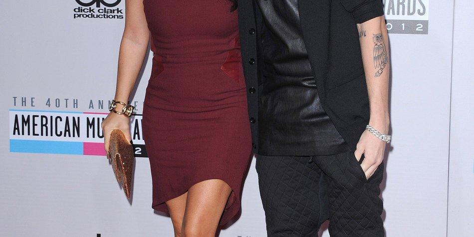 Justin Bieber: Liebesgrüße an seine Ex?