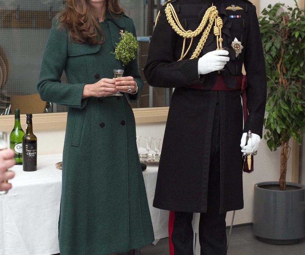 Kate Middleton: Kein weiterer Nachwuchs