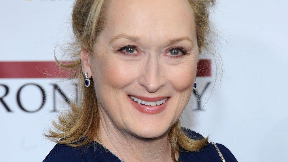 Meryl Streep erhält Goldenen Ehrenbär
