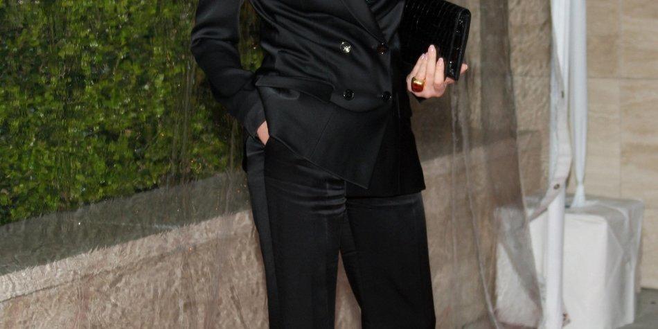 Sharon Stone als jung gebliebenes Covergirl