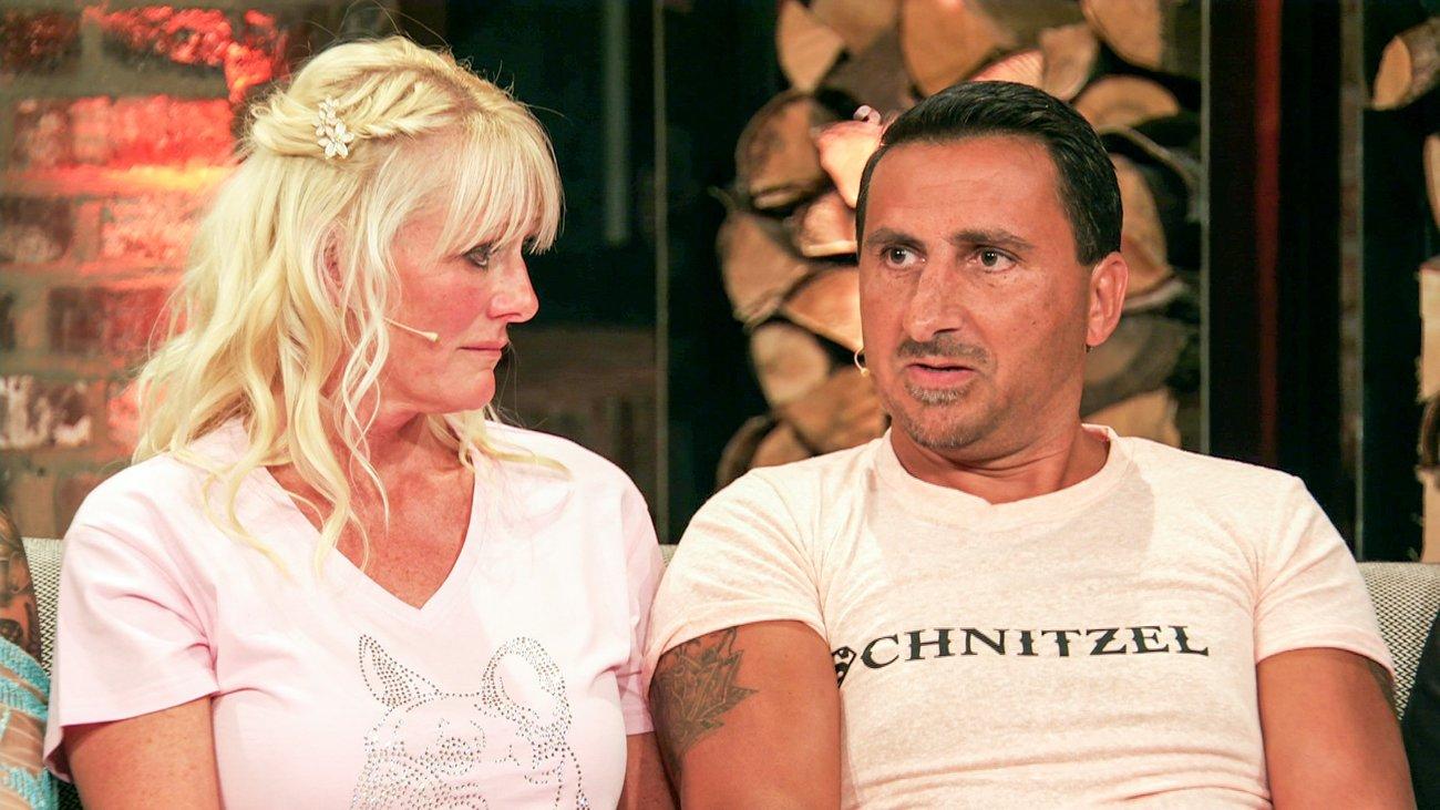 Steffi und Roland Das Sommerhaus der Stars - Kampf der Promipaare - Das Finale