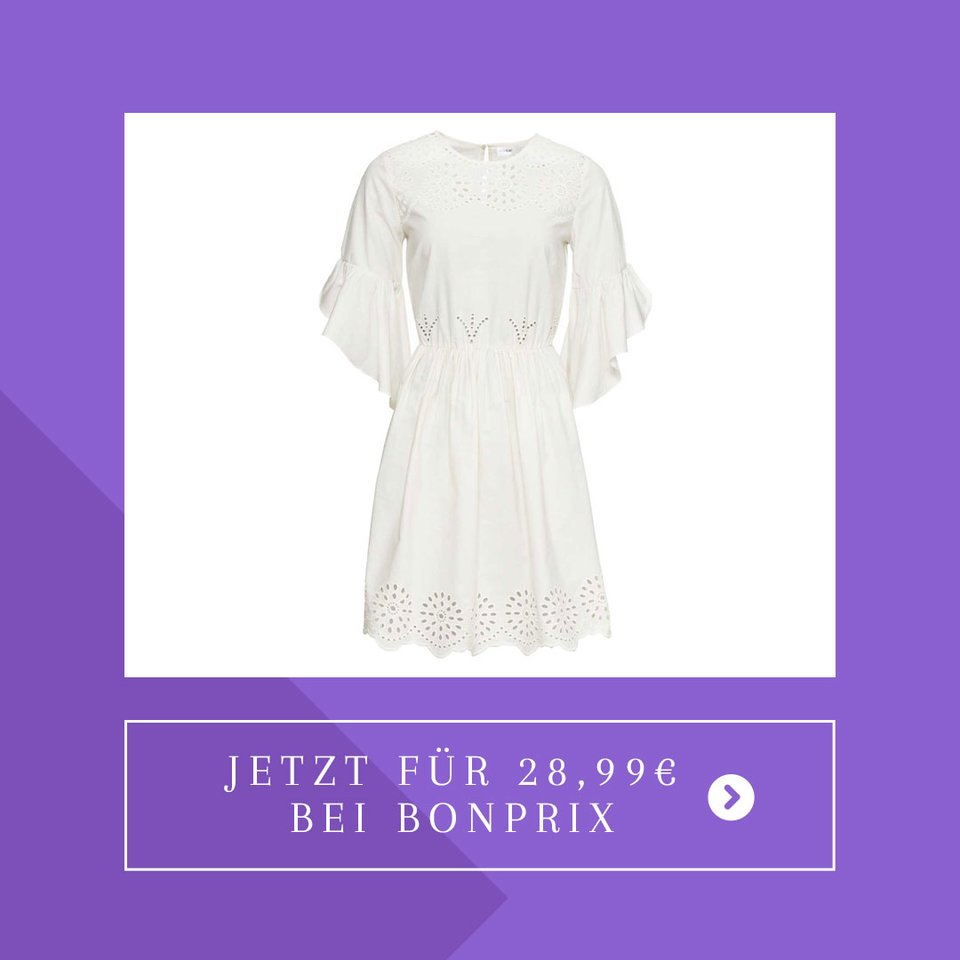Bonprix Schnäppchen: Dieses Kleid sieht aus wie ein Designerteil