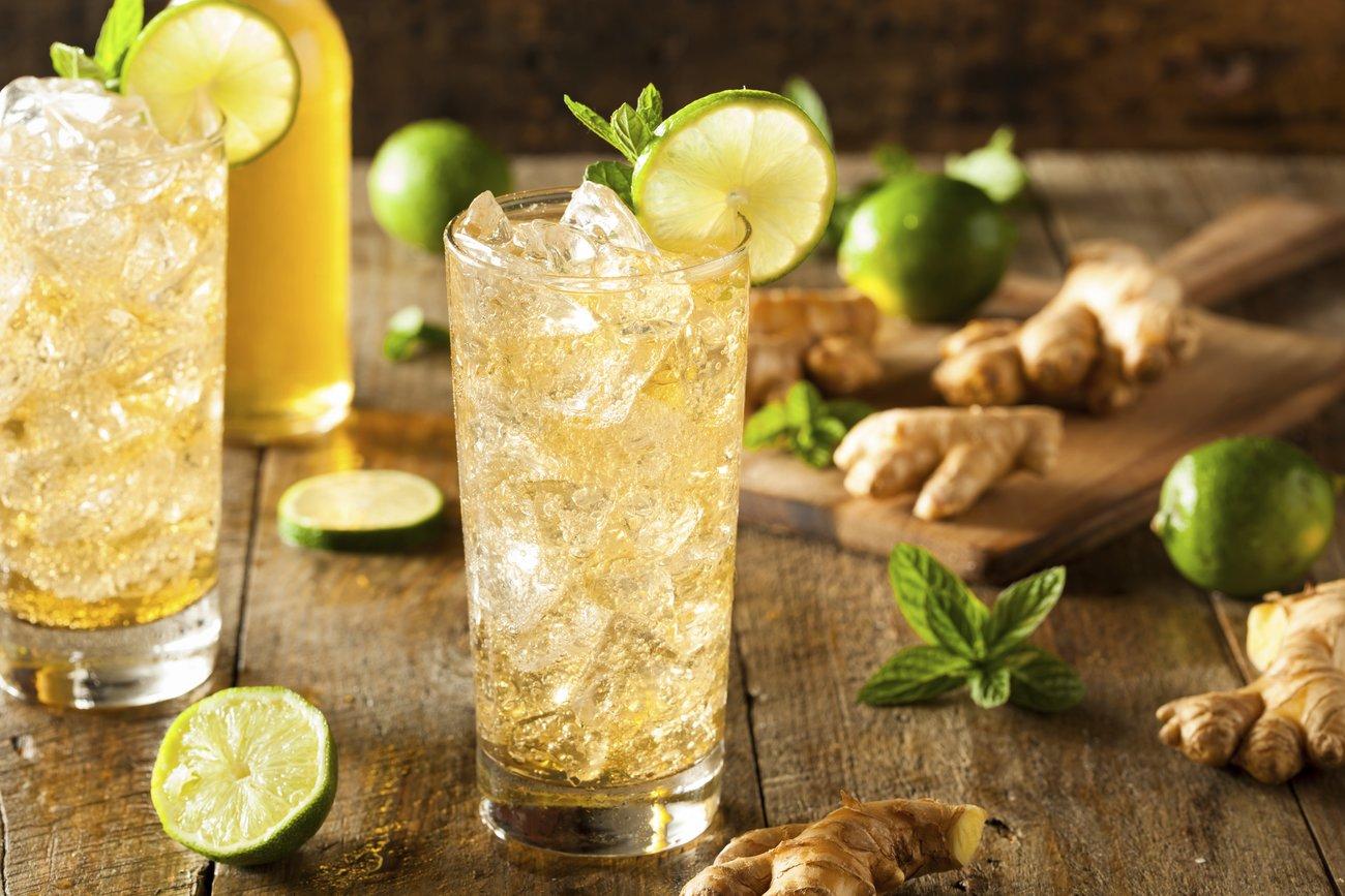 Cocktails mit Bier