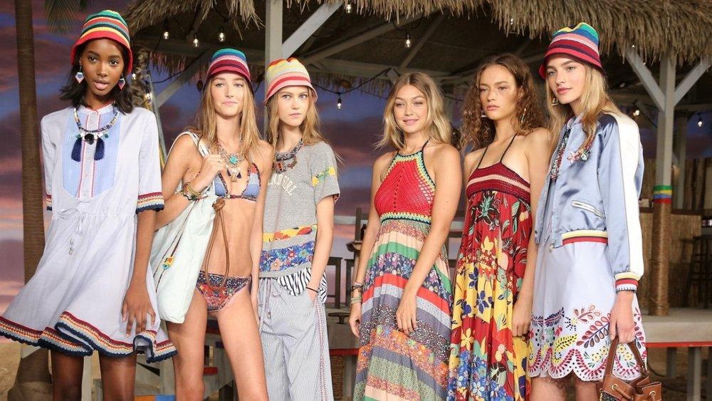 New York Fashion Week: Tommy Hilfiger