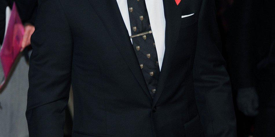 David Beckham kommt außer Atem