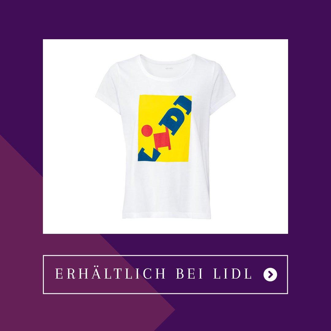 Lidl Fashion Kollektion T-Shirt