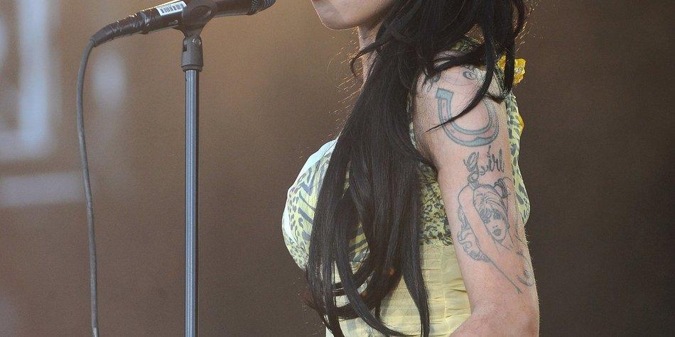 Amy Winehouse wollte nicht sterben