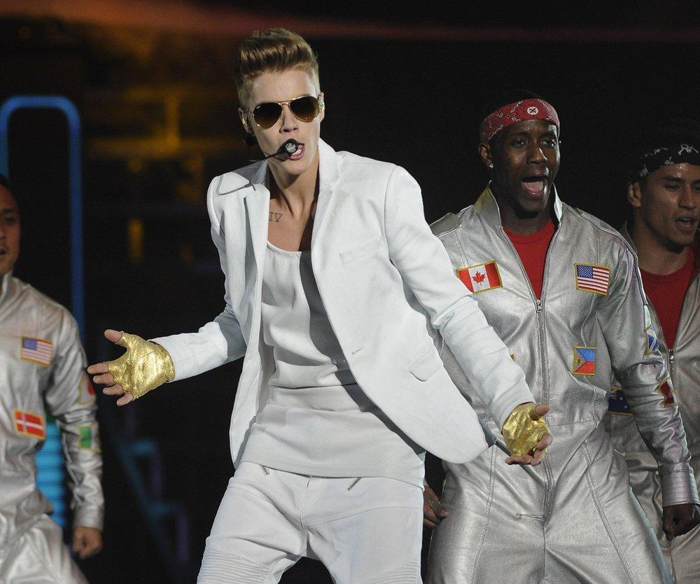 Justin Bieber ist von Presse genervt