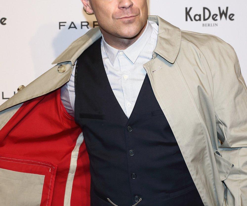 Robbie Williams wird von Liam Gallagher beleidigt