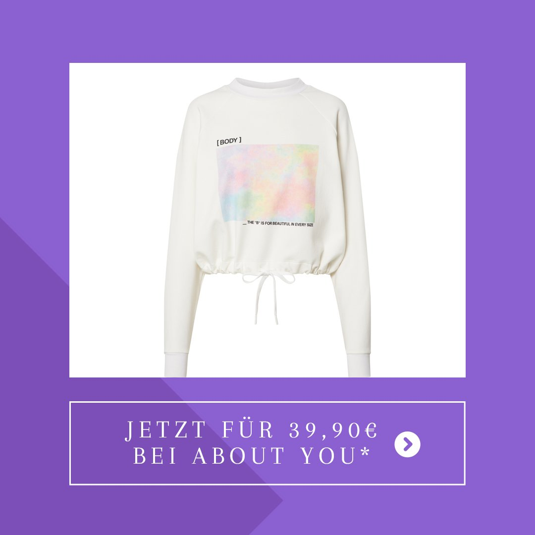 Sweatshirt 'Xenia' About You GNTM