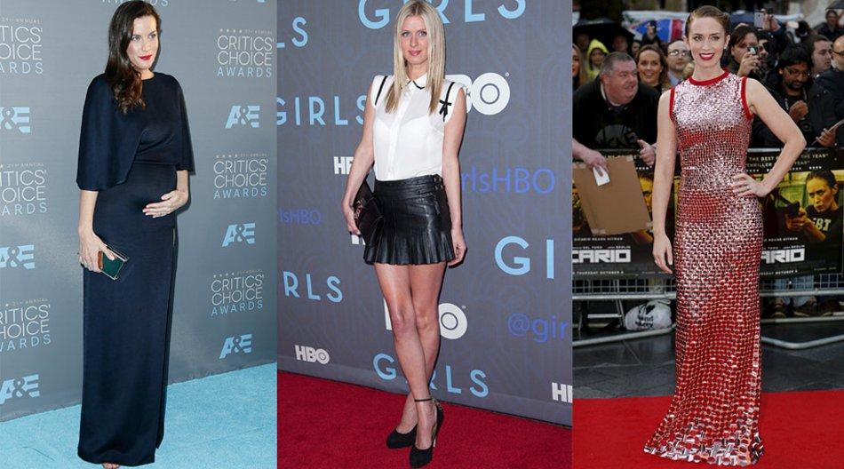 Liv Tyler, Nicky Hilton, Emily Blunt