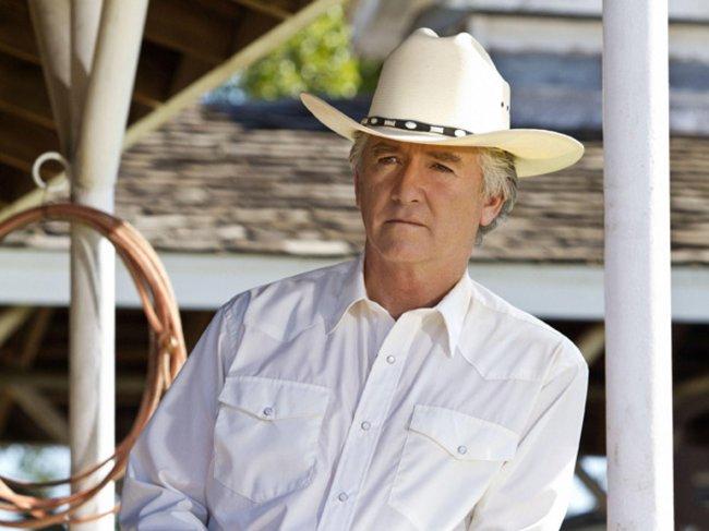 Patrick Duffy in Dallas