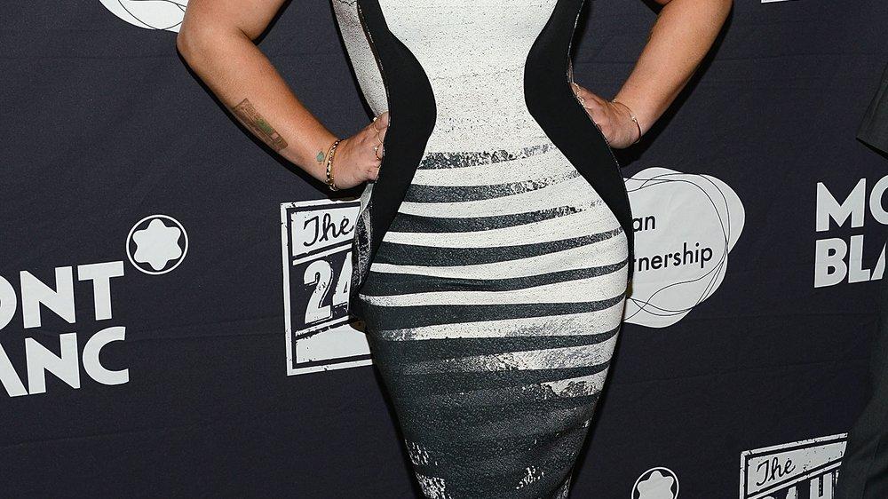 Kelly Osbourne zeigt ihr neues Tattoo