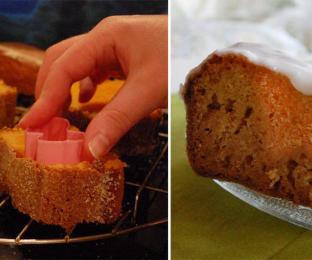 Zitronen-Buttermilchkuchen