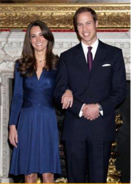 Prinz William und Kate Middleton haben sich verlobt
