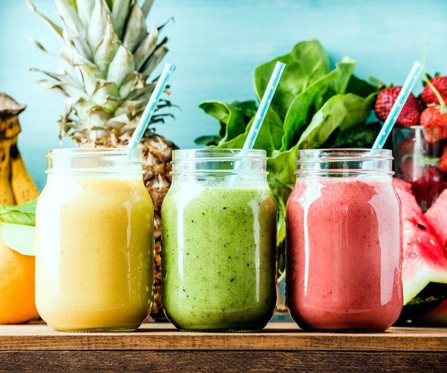 7 leckere Grüne-Smoothie-Rezepte | desired.de