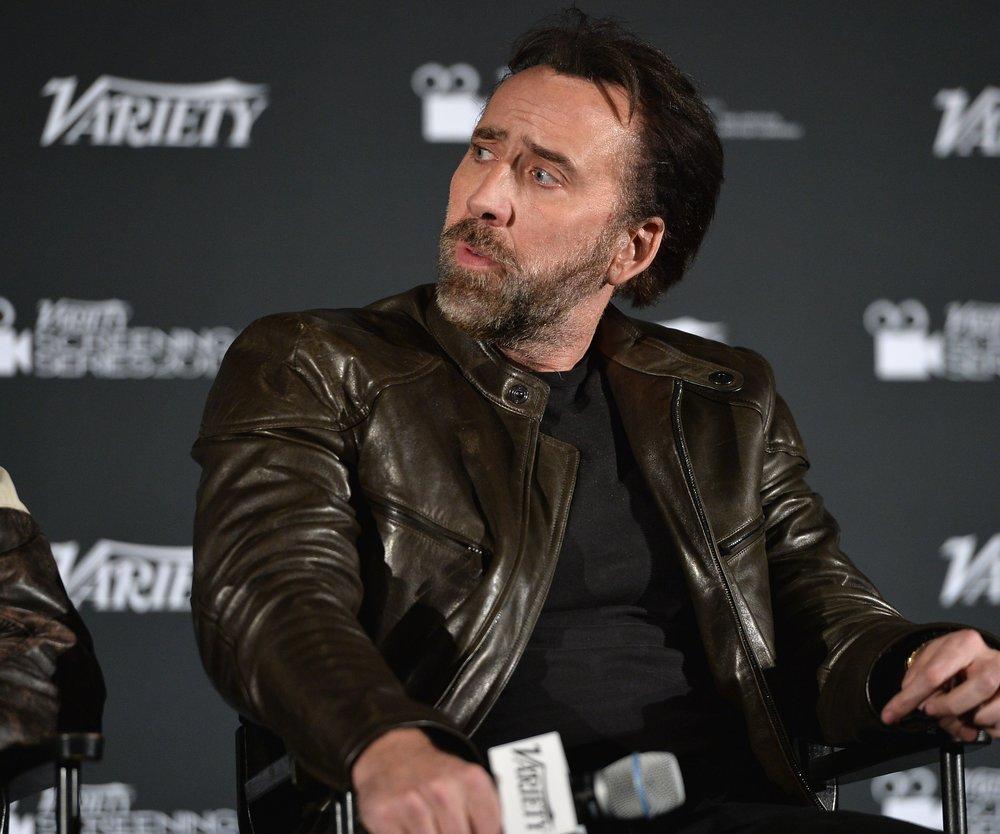Nicolas Cage: Droht ihm die Midlifecrisis?