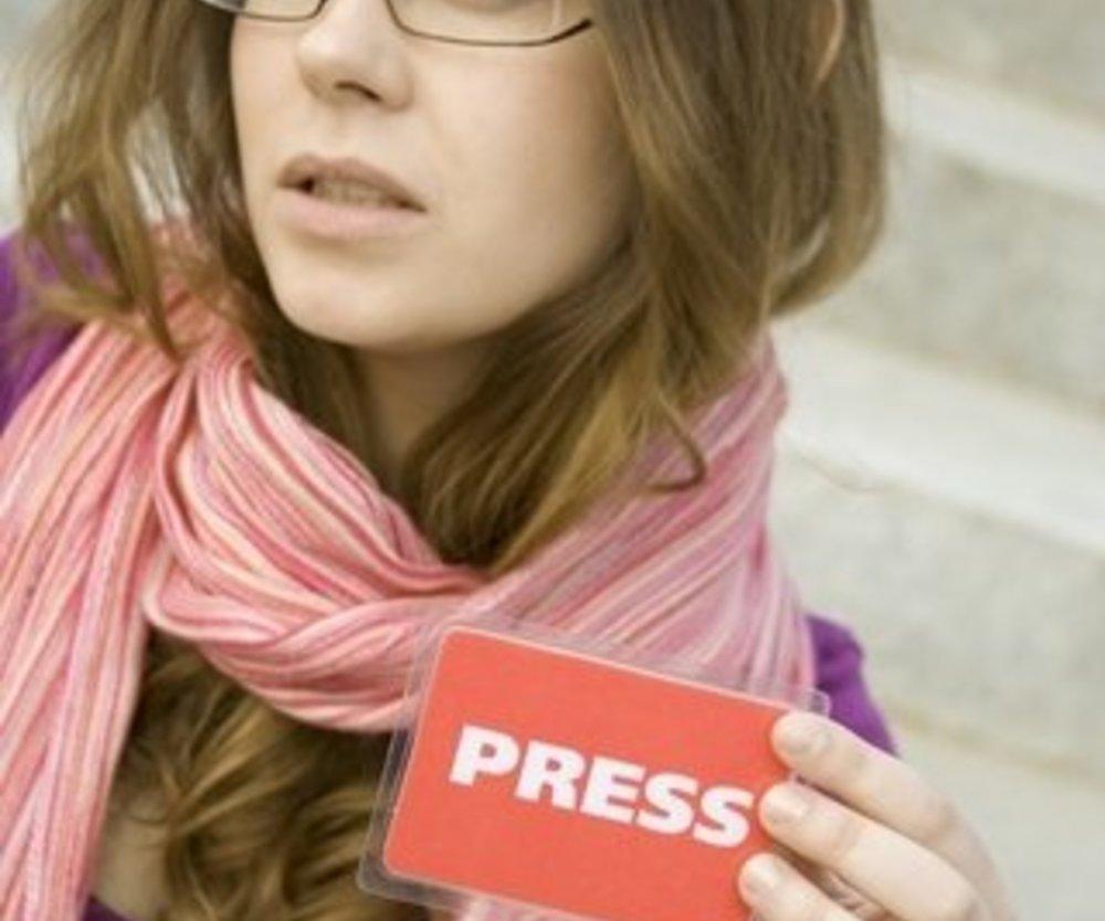 Journalistin ohne Abitur?