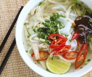 Chinesische Nudeln - Köstlichkeiten aus Fernost