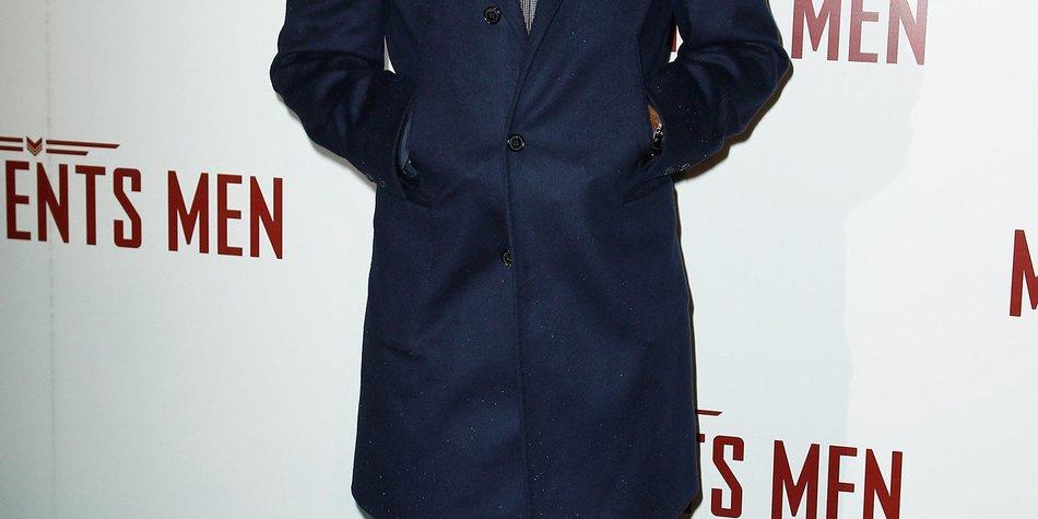 George Clooney zu Besuch im Weißen Haus