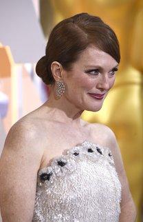 Julianne Moore: Oscar Frisur