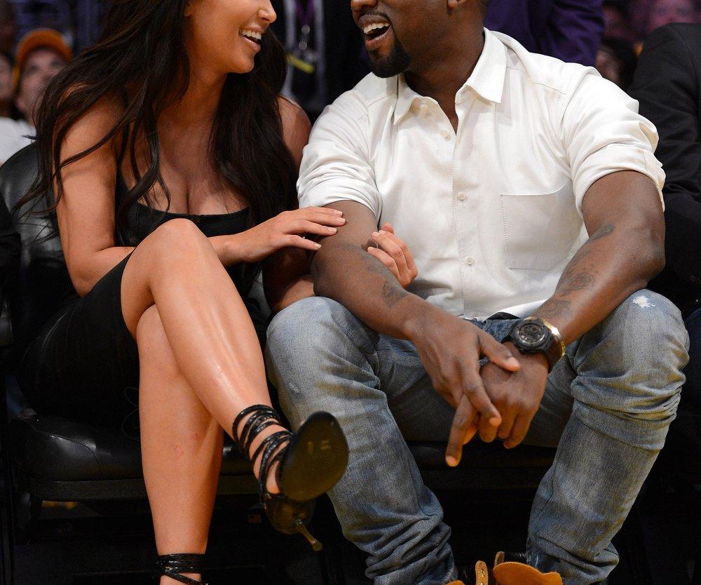 Kim Kardashian und Kanye West: Royale Gästeliste enthüllt