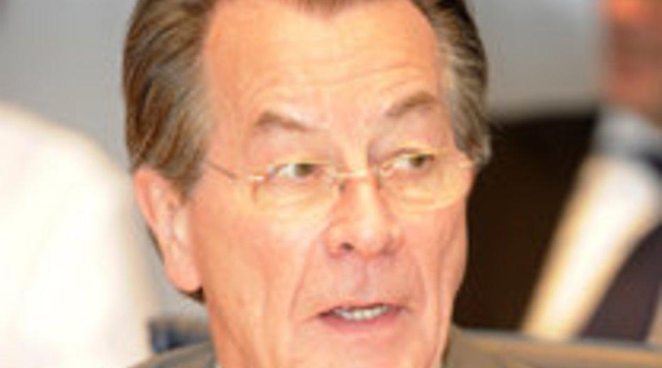 Franz Müntefering heiratet Michelle Schumann