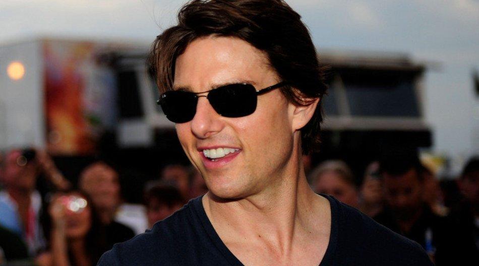 """Tom Cruise auf neuer """"Mission"""""""