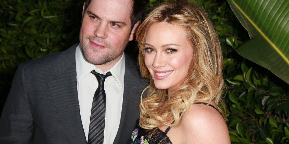 Hilary Duff ist nun Alleinverdiener der Familie