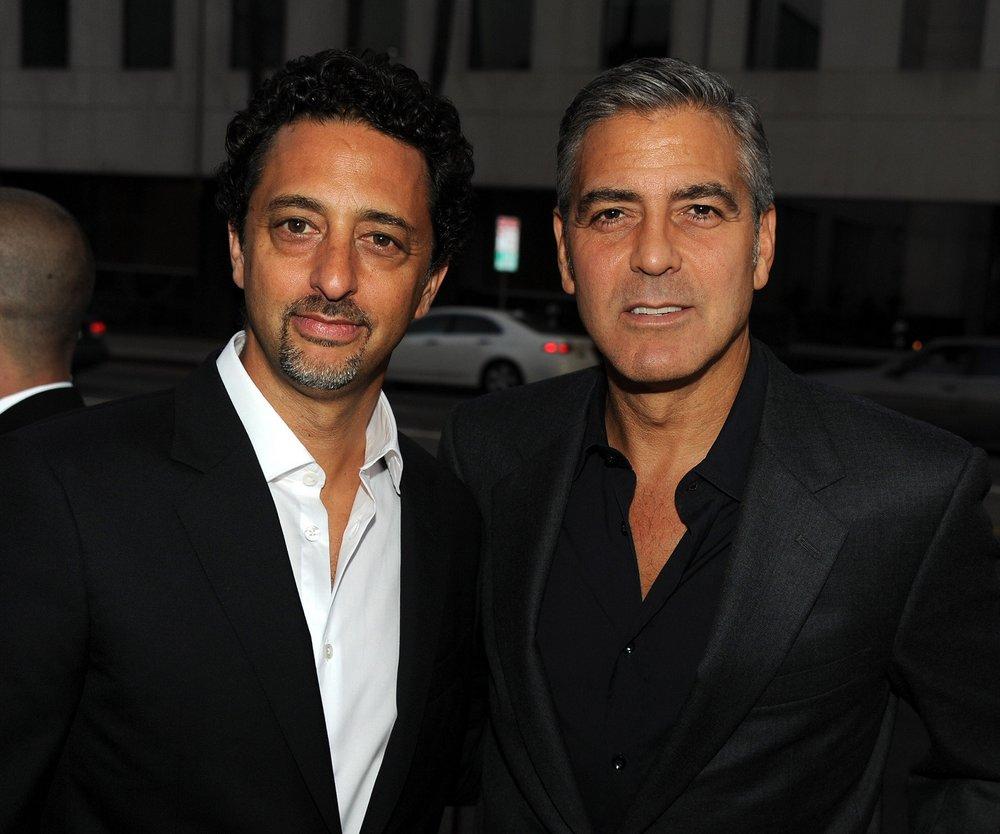 George Clooney vertraut nur seinem besten Freund