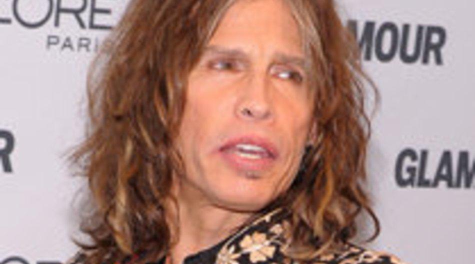 Aerosmith: Steven Tyler steigt nicht aus!