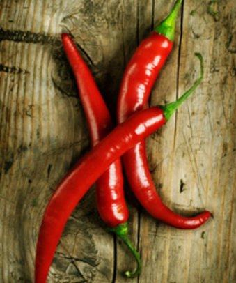 Chili und Ingwer helfen beim Abnehmen