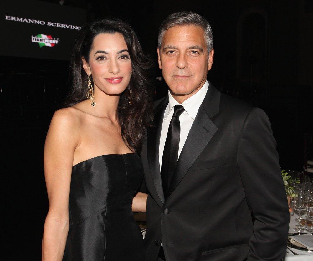 George Clooney: Heiratet er heute doch noch nicht?
