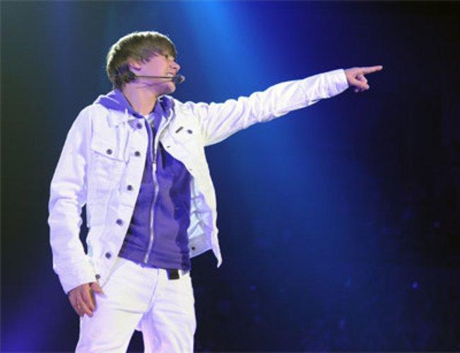 Justin Bieber aus Kanada