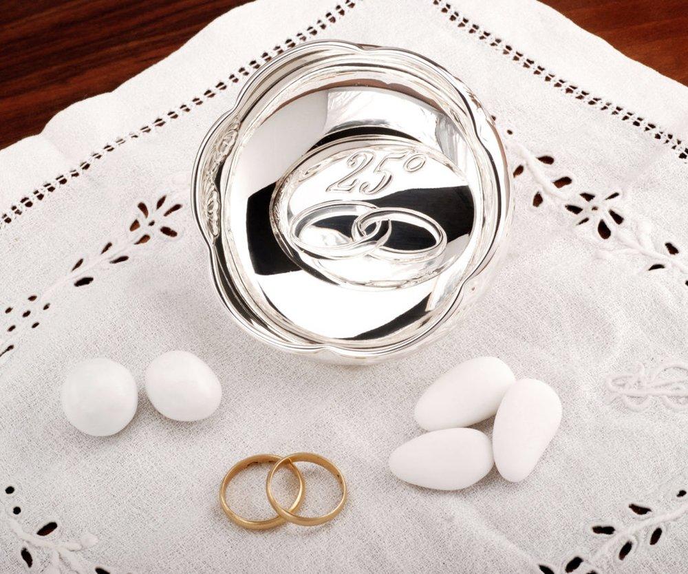Silberhochzeit-Geschenke